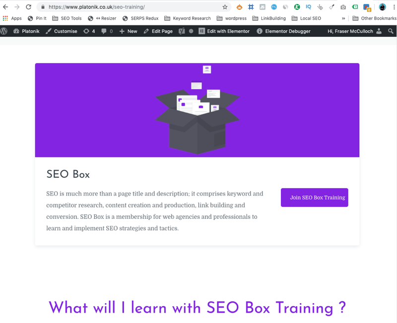 embed online training course in wordpress with podia
